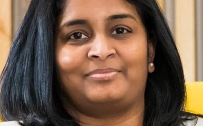 Mentor spotlight: Muthumari Duraisamy