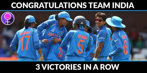 India defeats Pakistan women in World Cup 2017
