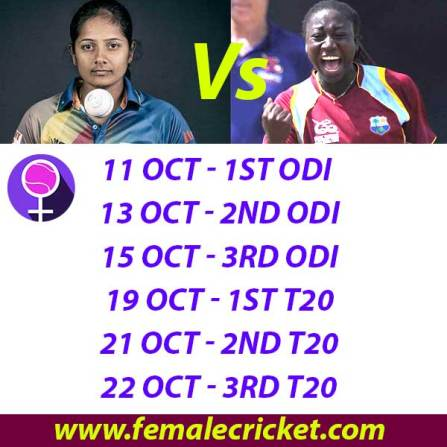 West Indies women vs Sri Lanka women - ICC Women's Championship