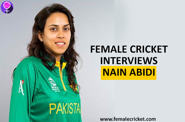 It's not just your maiden century but the first one in the history of Pakistan women's cricket. That day I was over the moon.  - Interview with Nain Abidi