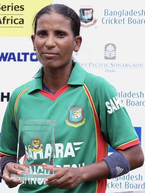 Exclusive: Interview with Salma Khatun - Captain of Bangladesh Women's Cricket team