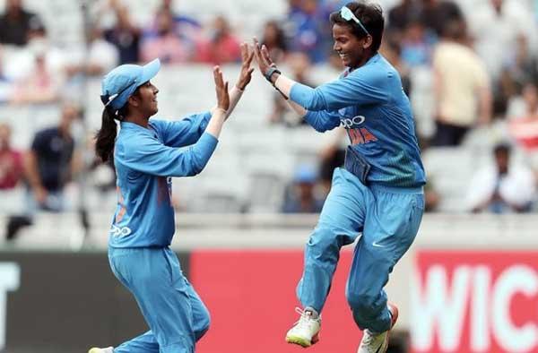 Deepti Sharma & Jemimah Rodrigues