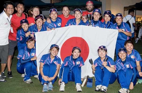 Japan Women's Cricket Team