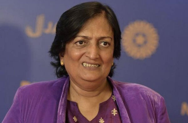 Cricket Advisory Committee (CAC) member Shantha Rangaswamy. | Photo Credit: K. Murali Kumar