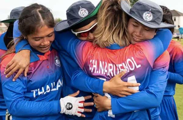 Thailand Women's Cricket Team
