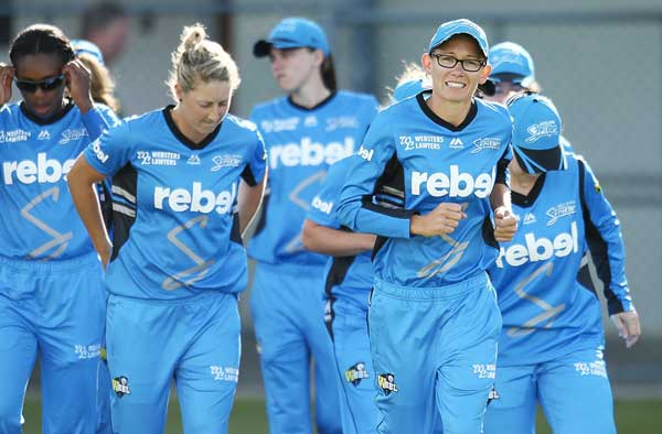 Team Adelaide Strikers. Pic Credits: Getty Images