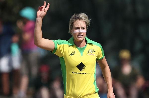 Ellyse Perry - Female Cricket
