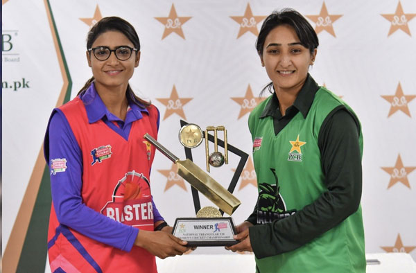 National Triangular T20 Women's Cricket Championship 2019-20