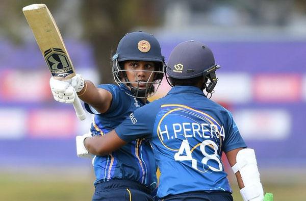 Chamari Atapattu. Pic Credits: ICC