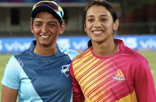Women's T20 Challenge Trophy in 2020