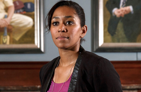 Ebony Rainford-Brent is the director of women's cricket at Surrey. Pic Credits: Sky Sports