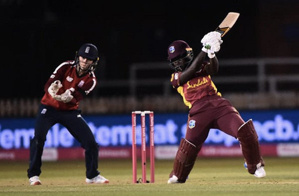 England vs West Indies. PC: Twitter