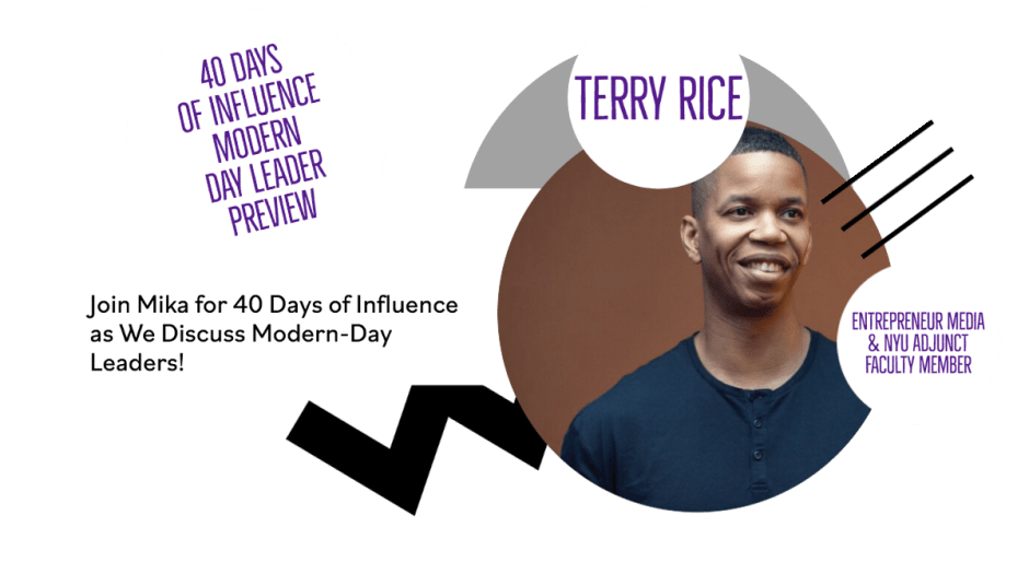 40 Days of Influence