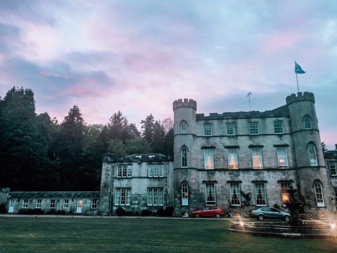 Melville Castle