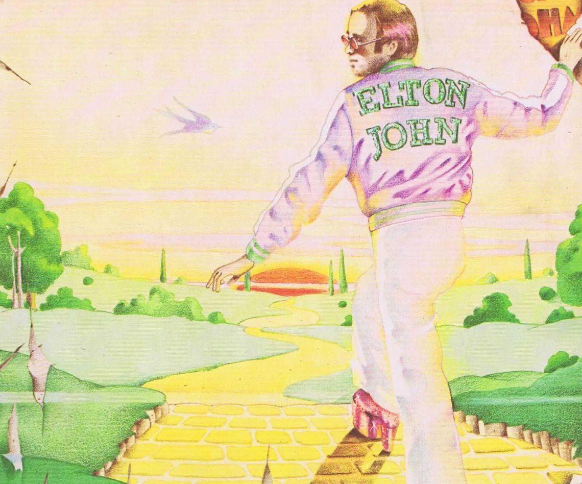 Goodbye Yellow Brick Road (1973) - 40 Best Elton John Songs (The Legend Slot) - Female Original