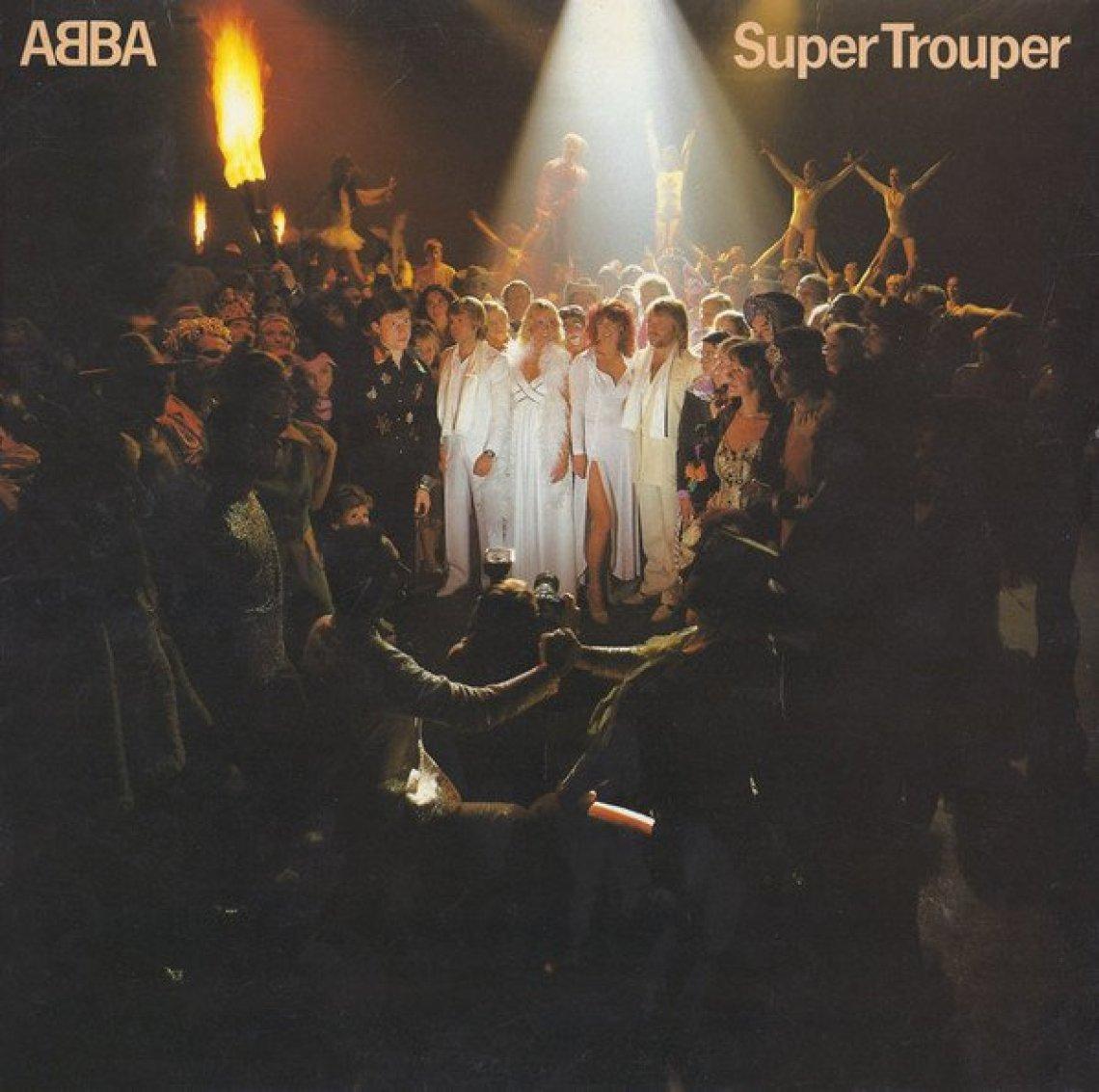 The Legend Slot: ABBA - Super Trouper (1980)