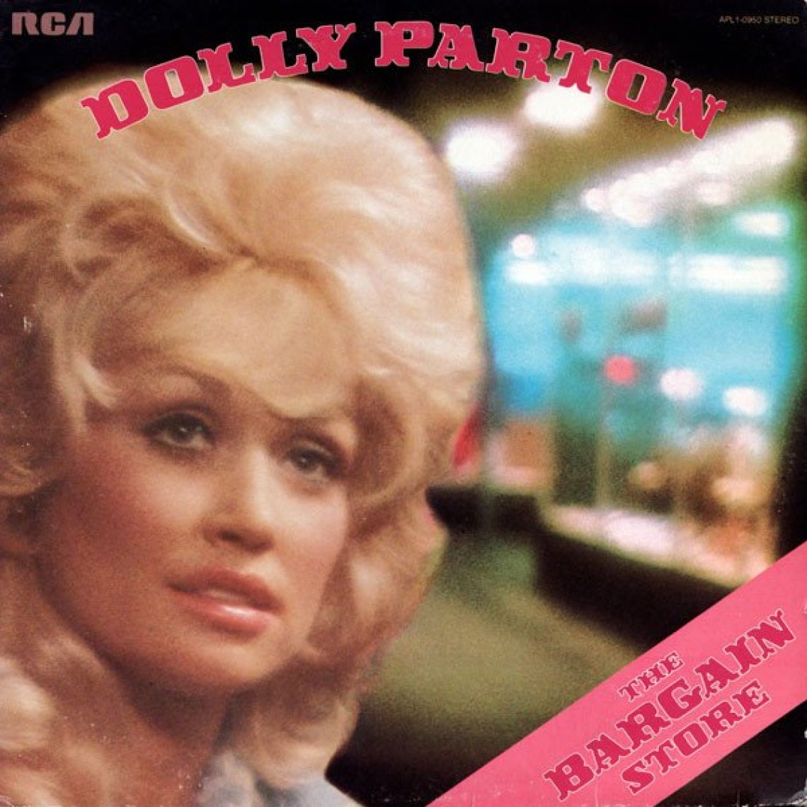 The Bargain Store (1975) - The Legend Slot - Dolly Parton