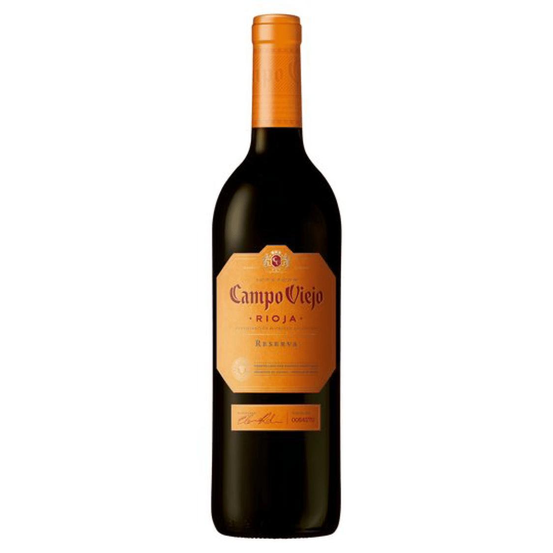 Campo Viejo Rioja Reserva - Shop The Bar - Female Original