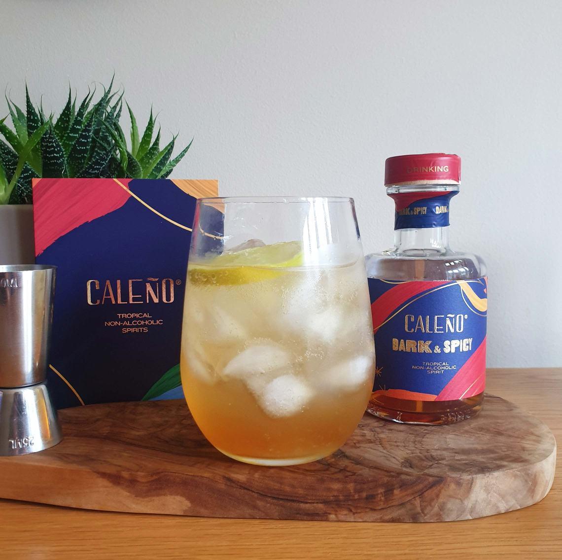 Caleño Drinks Non-Alcoholic Spirit, My Review - Female Original