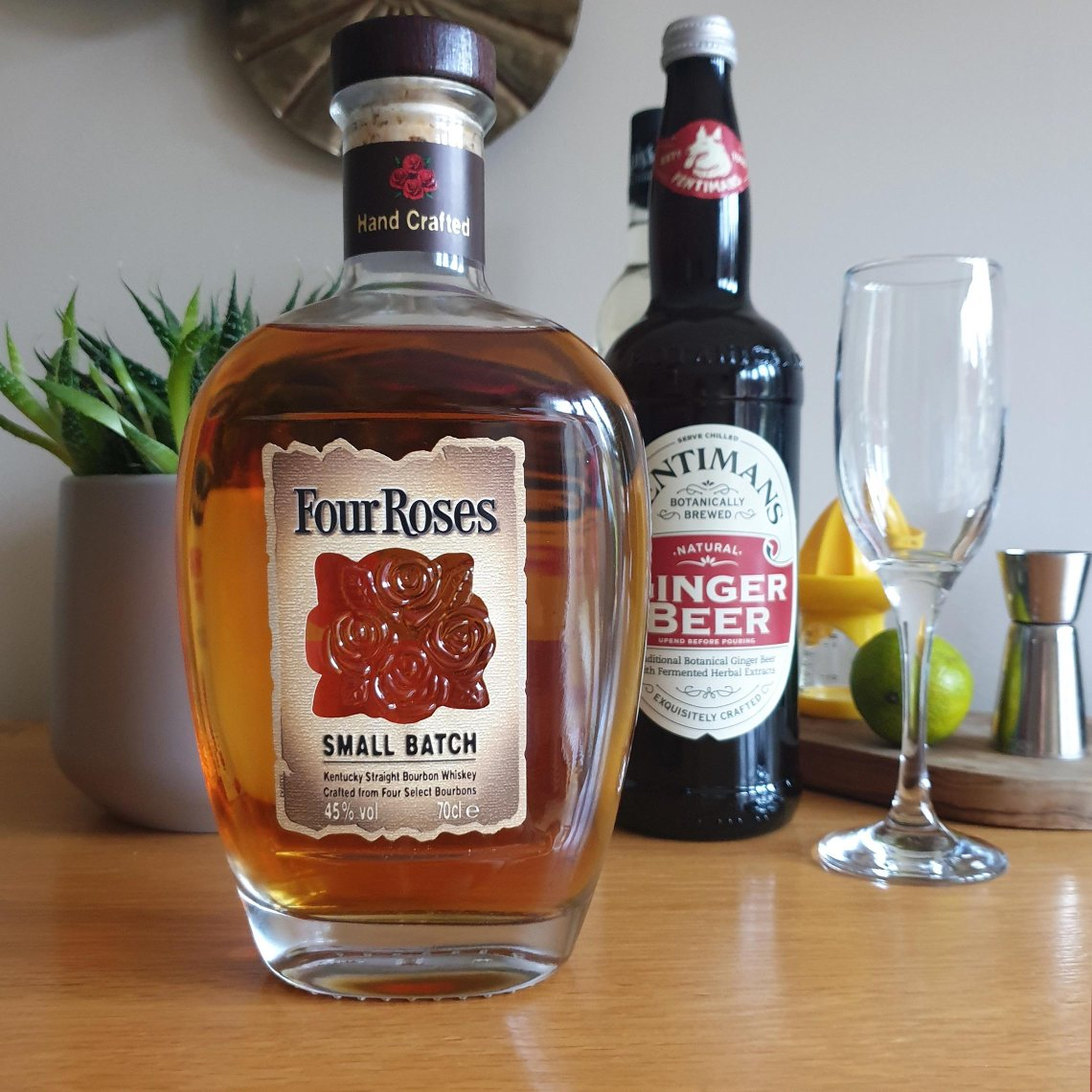 Four Roses The Lawrenceburg - 3 Valentine's Day Cocktails You Can Make At Home - Female Original