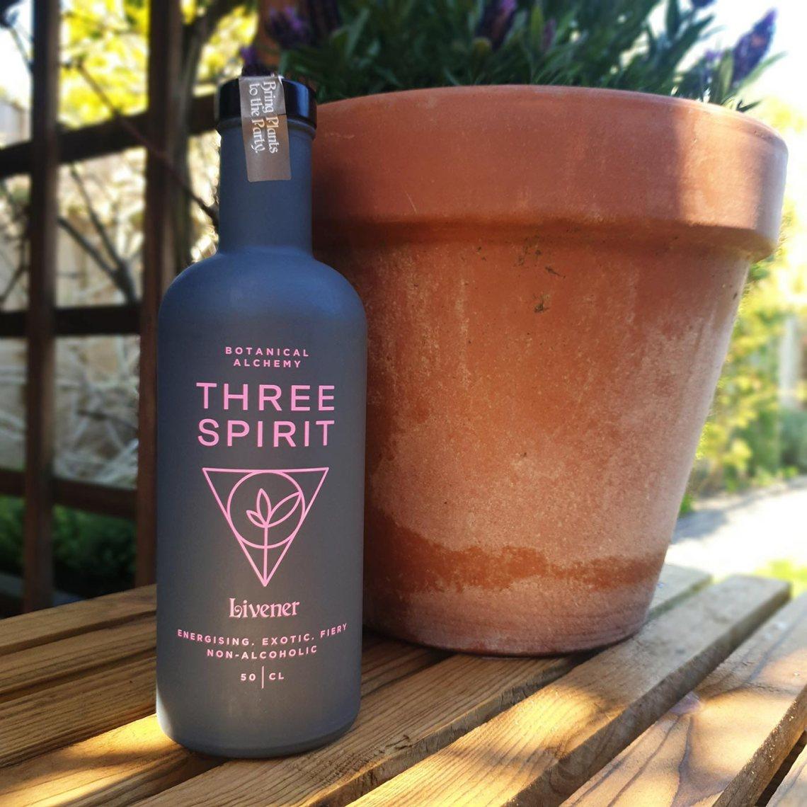 Three Spirit Drinks - Livener - Female Original