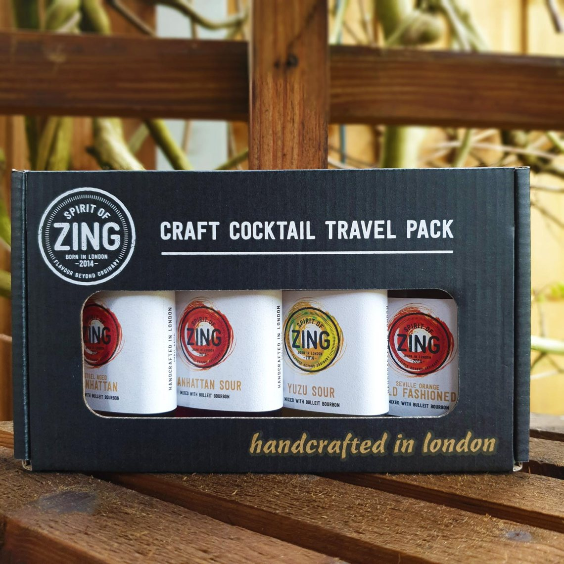 World of Zing Whiskey Lovers Collection - Female Original