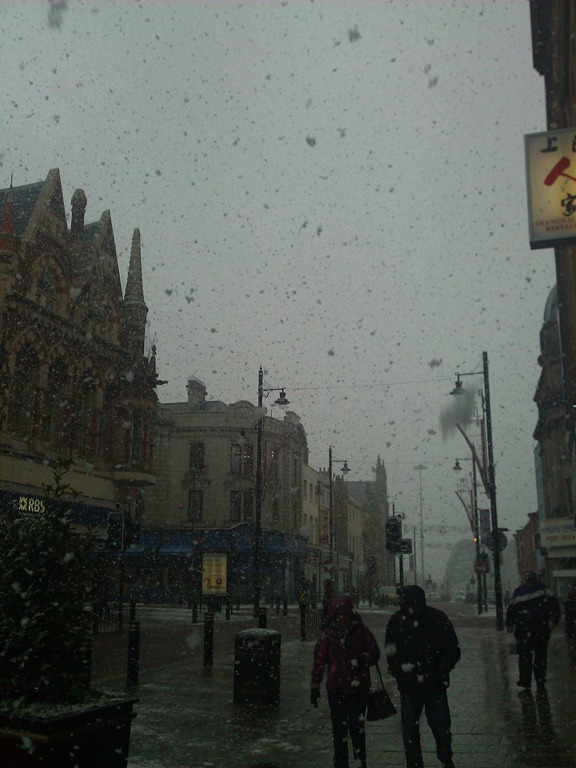 Friday's Favourite: SNOW!