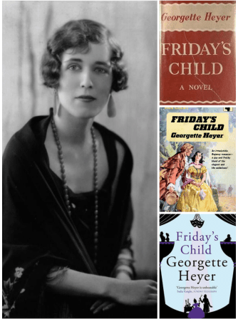 Fridayy's Child by Georgette Heyer