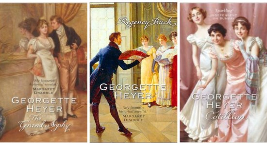 Heyer Romances 3