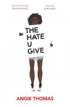The Hate U Give by Angie Thomas US Cover