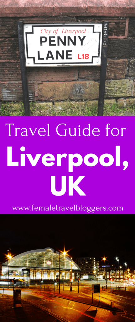 If you're planning a trip to Liverpool, UK you'll want to check out our travel guide first. We share things to do in Liverpool, places to eat in Liverpool, transportation in Liverpool, and much more. Make sure you save this Liverpool travel guide to your travel board so you can find it before your next trip. #liverpool #uk