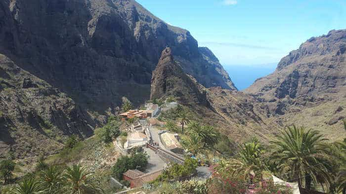 Masca Village Things to do In Tenerife Spain