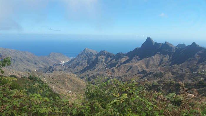 Mountains of North Tenerife Anaga Rural Park