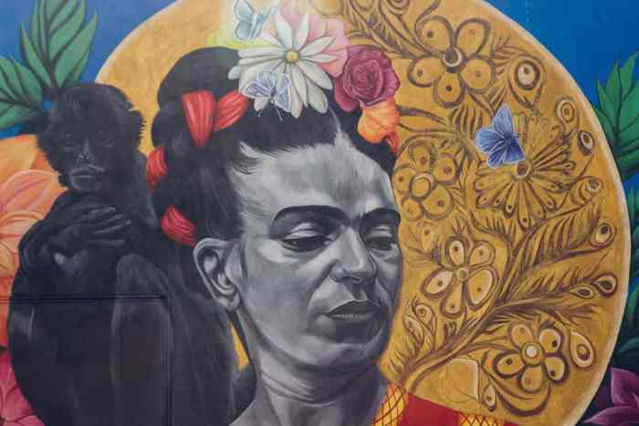 San Fran murals