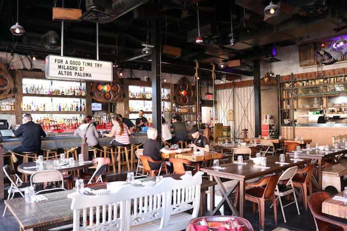 Best local restaurant in Las Vegas - La Comida