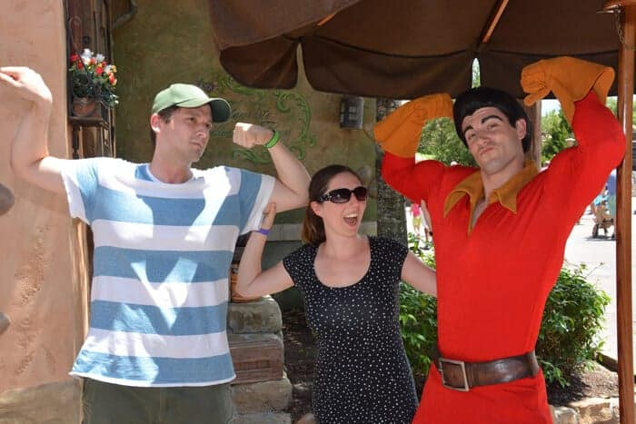 Magic Kingdom - Gaston