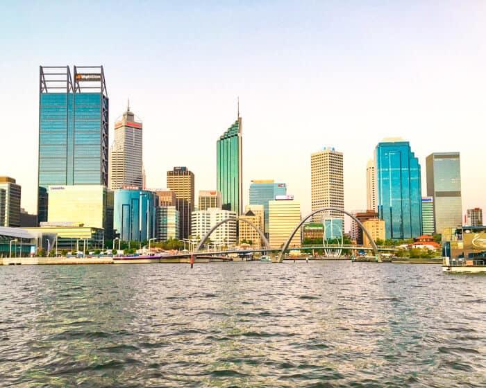 Perth's Stunning City Skyline