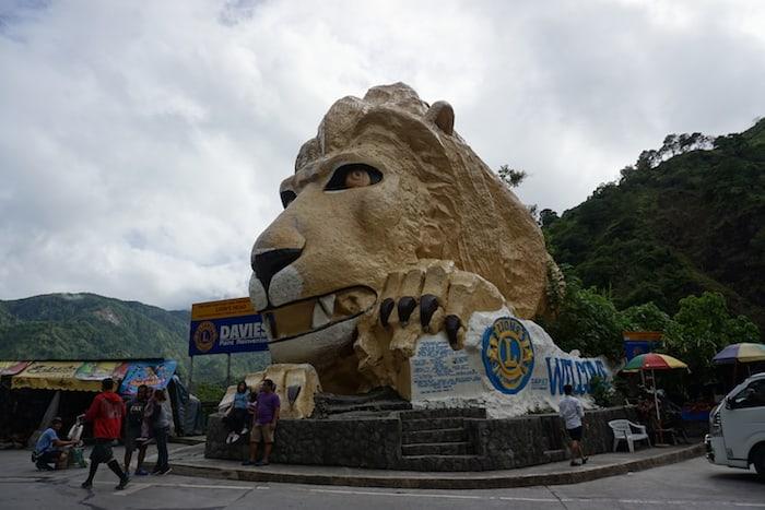 Baguio Lions Head