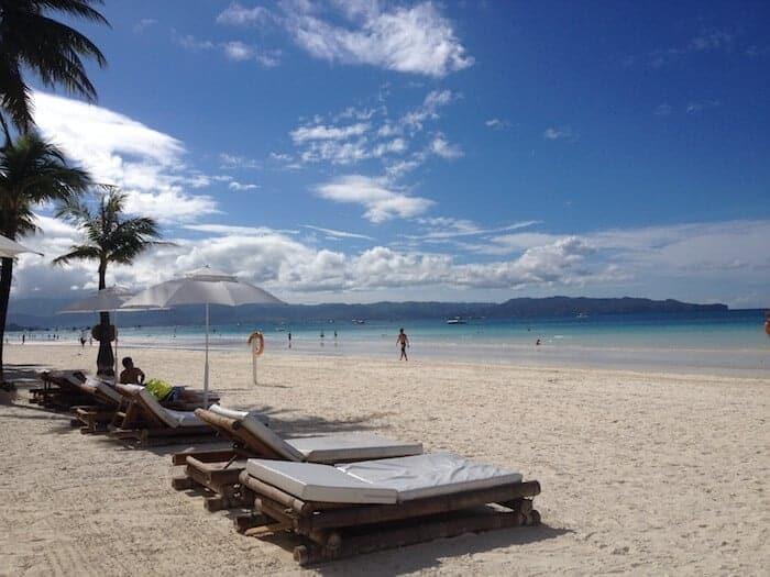 Boracay White Sands