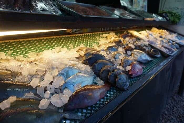 Fresh Seafood, Philippines travel guide