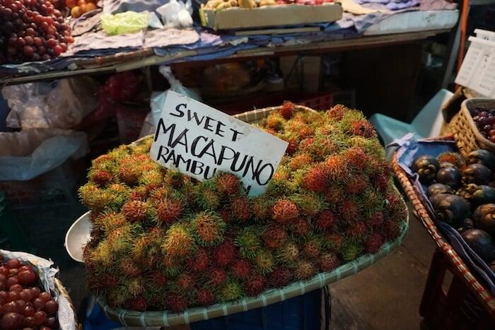 Fruit at Baguio Market