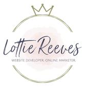 Lottie Reeves Website Development