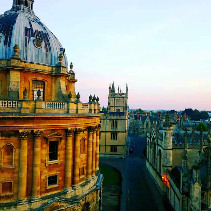 Radcliffe Camera, things to do in Oxford