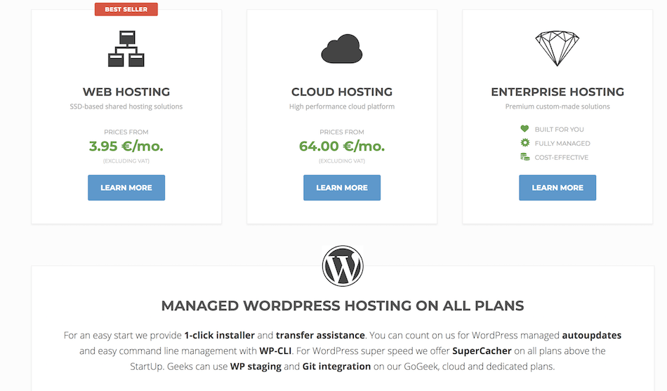 Improve your Site Speed with SiteGround Fastest host