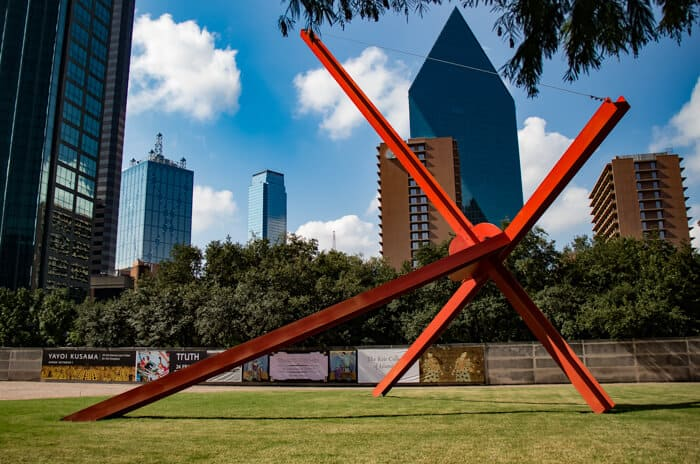 Top attractions in Dallas, museum of art