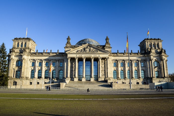 The Reichstag, things to do in Berlin