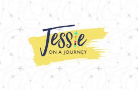 Jessie on a Journey Travel Course Logo