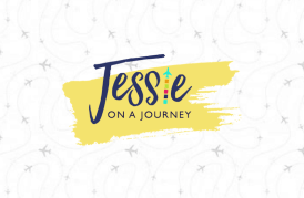 Jessie on a Journey Travel Course Logo