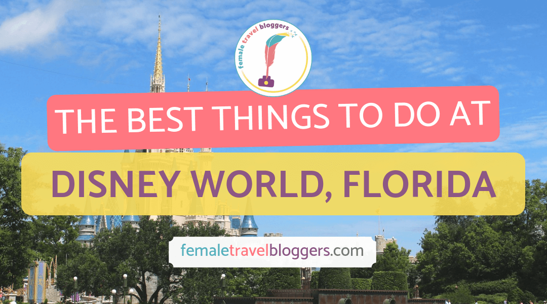 Destination Guide for Disney World, Florida