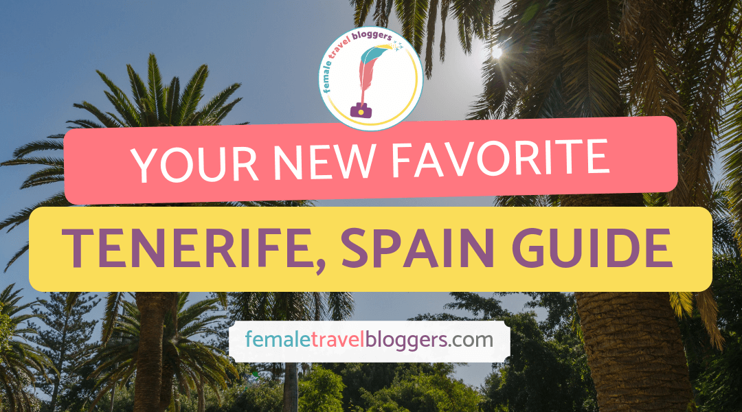 Holiday in Tenerife, Spain. Things to do Beyond the Resorts.